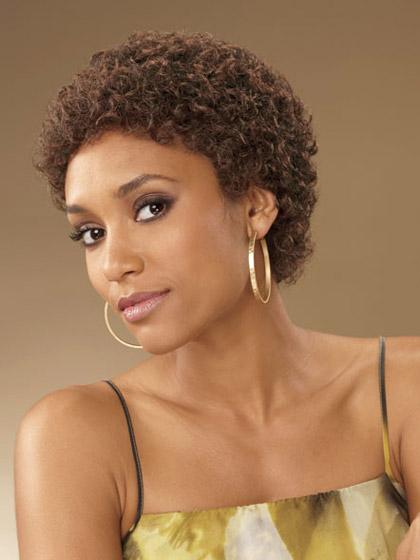 Brown African American Wigs