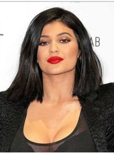 Black Bobs Straight Good Kylie Jenner wigs