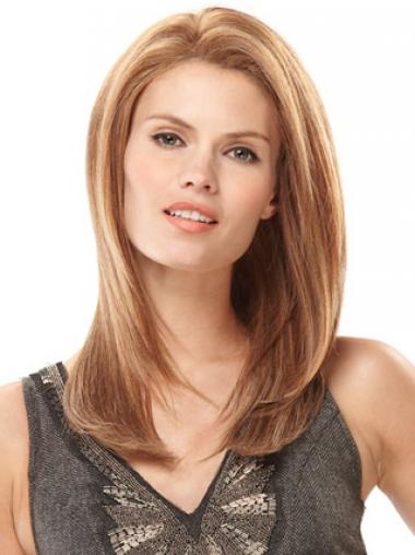 Straight Blonde High Quality Celebrity Wigs