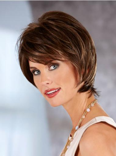 Lace Front Auburn Straight Popular Classic Wigs