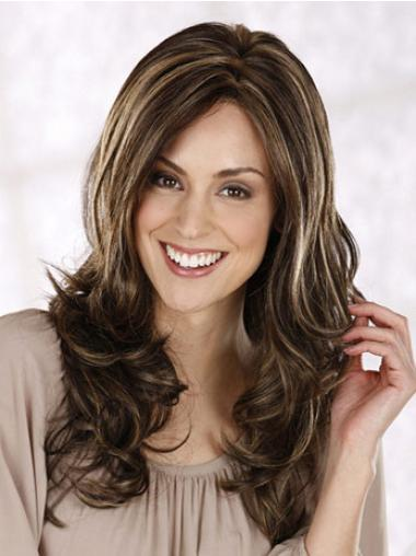 Brown Layered Curly Incredible Long Wigs