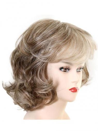 Layered Wavy Popular Synthetic Wigs