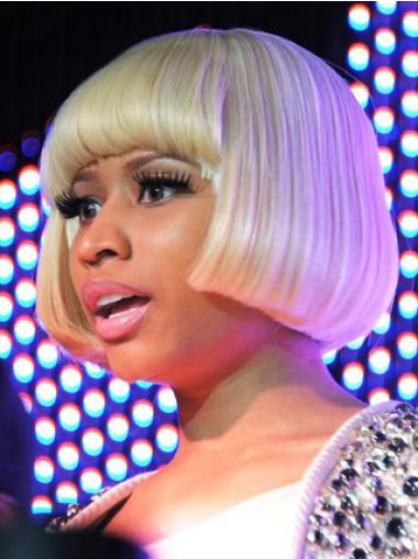 Blonde Bobs Straight Perfect Nicki Minaj wigs
