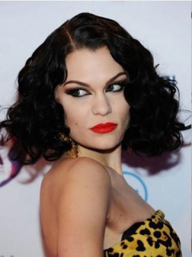 Black Classic Curly Best Jessie J wigs