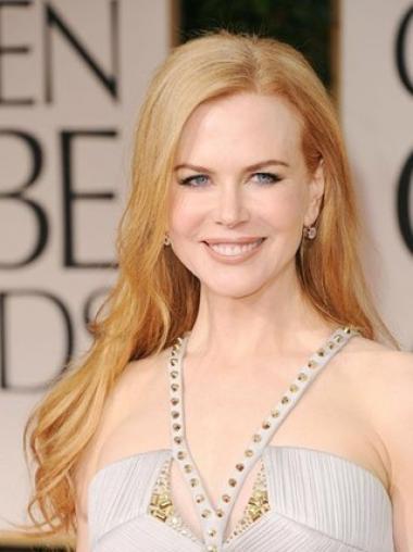 Blonde Wavy Ideal Celebrity Wigs
