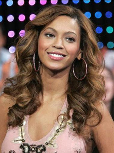 Wavy Brown Layered Amazing Beyonce wigs