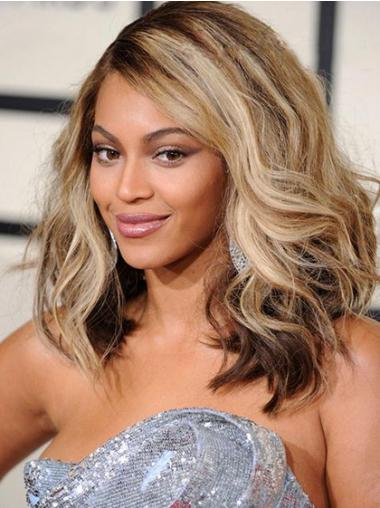 Blonde Layered Wavy Top Beyonce wigs