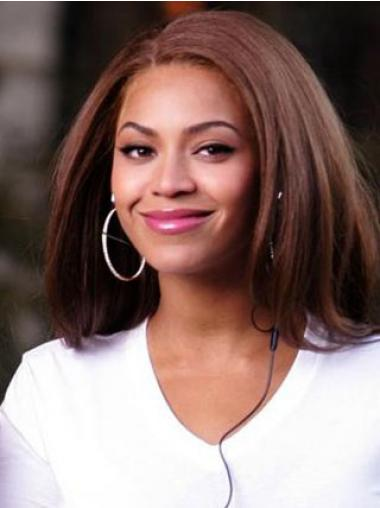 Lace Front Auburn Straight Trendy Beyonce wigs