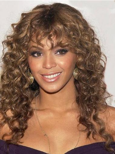 Curly Auburn Layered Incredible Beyonce wigs