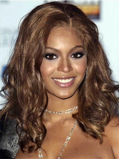 Brown Lace Front Wavy Popular Beyonce wigs