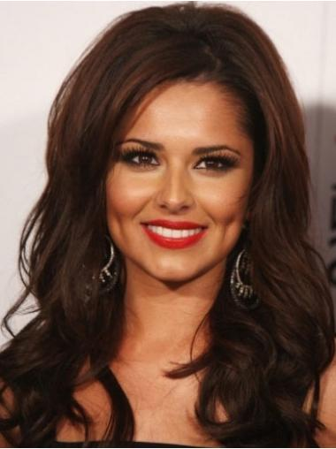 Auburn Lace Front Wavy Incredible Cheryl Cole wigs