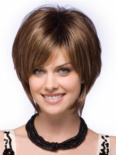 Short Synthetic Straight Discount Bob Wigs