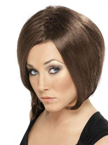 Straight Brown Best Bob Wigs