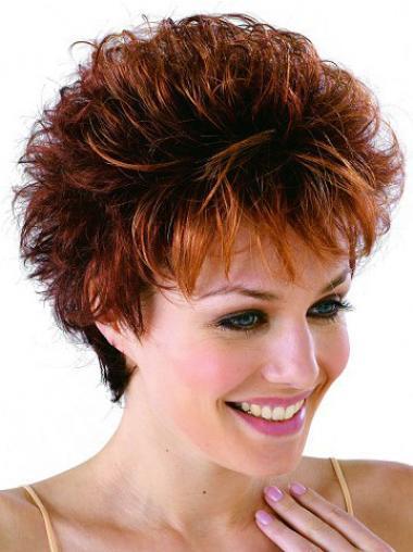 Auburn Classic Wavy Stylish Classic Wigs