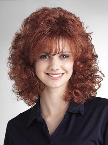 Auburn Classic Curly Modern Classic Wigs