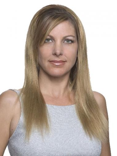 Blonde Straight Great Long Wigs