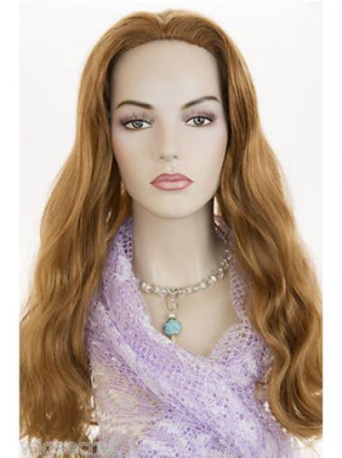 Auburn Wavy Incredible Wigs/Human Hair Wigs & Half Wigs